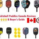 Pickleball Paddles Canada Reviews & Buyer's Guide [Pickleball in Canada]