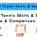5 Best Tennis Skirts & Skorts - Review & Comparison Guide